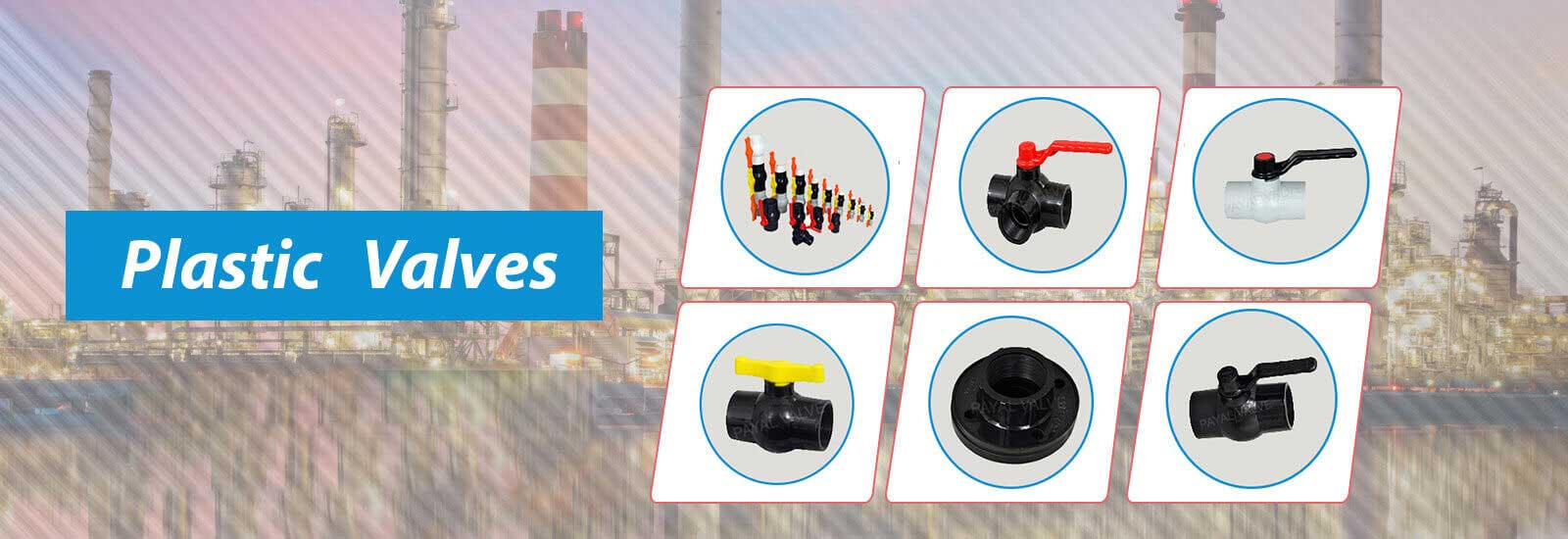 Plastic Valves Supplier India