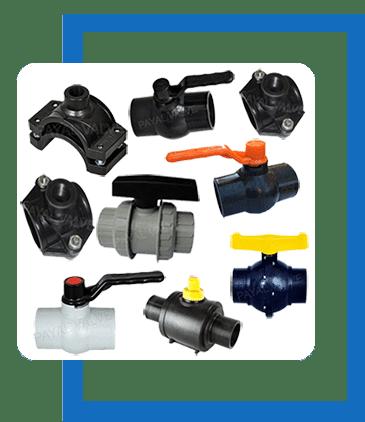 plastic valves manufacturers