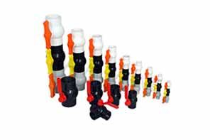 PVC Ball Valves, Plastic Ball Valves Manufacturers