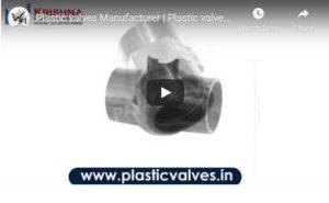 No.1 Plastic Valves manufacturers, supplier & Exporter