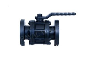 PP Flanged Valve Manufacturer, Exporter in Russia